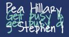 Pea Hillary