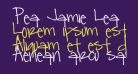 Pea Jamie Lea