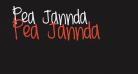 Pea Jannda