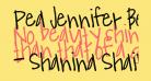 Pea Jennifer Bee