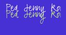 Pea Jenny Roman