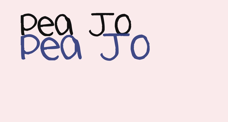 Pea Jo
