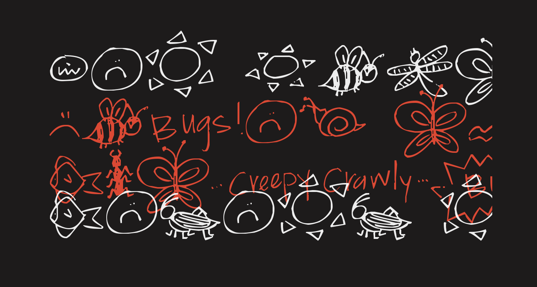 Pea Jokilyn Doodles