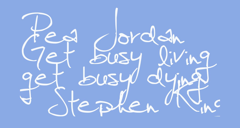 Pea Jordan