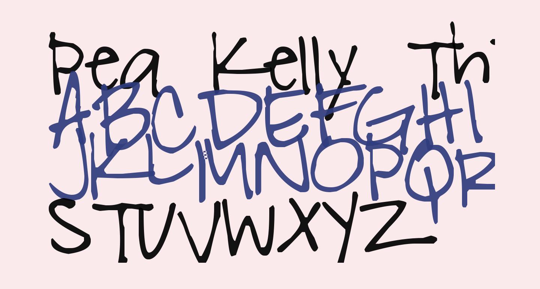 Pea Kelly Thin