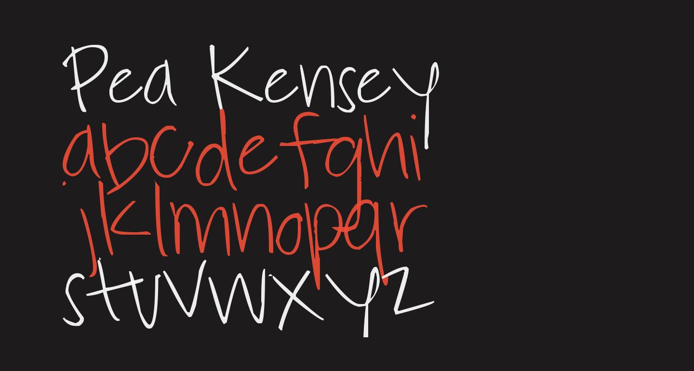 Pea Kensey