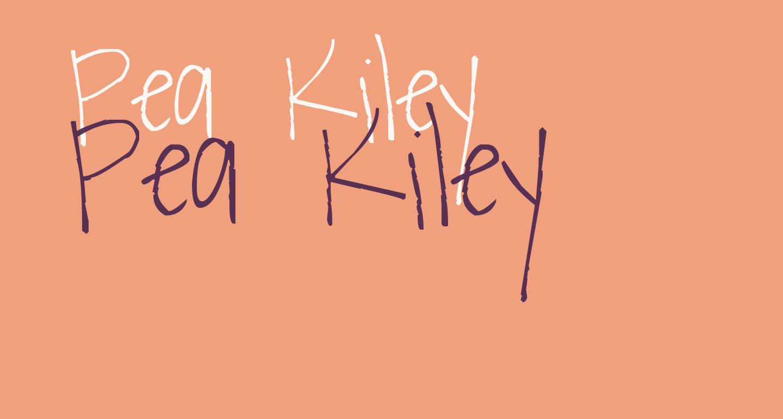 Pea Kiley