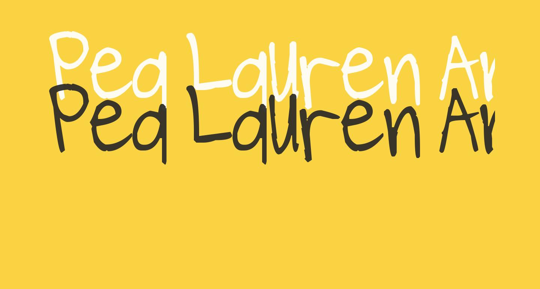 Pea Lauren America