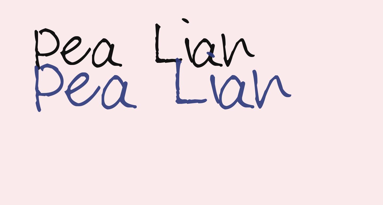 Pea Lian