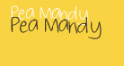 Pea Mandy