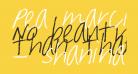 Pea Marcie's Skinny Print