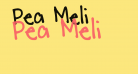 Pea Meli