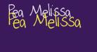 Pea Melissa