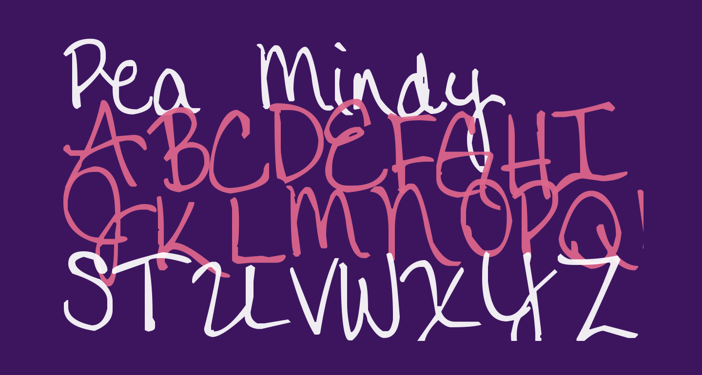 Pea Mindy