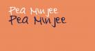 Pea Minjee