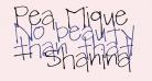 Pea Mique