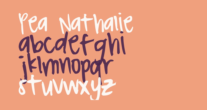 Pea Nathalie