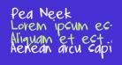 Pea Neek