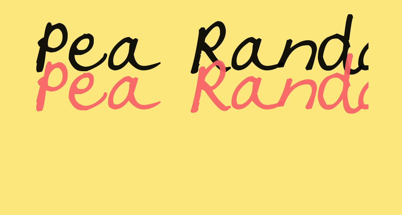 Pea Randa