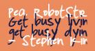 Pea RobotStrong