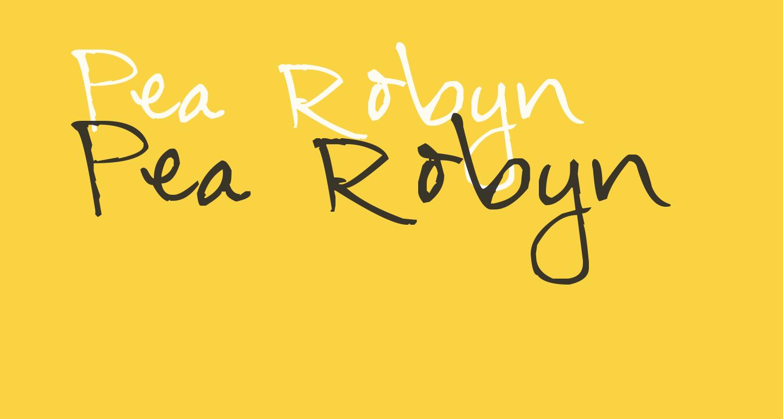 Pea Robyn