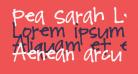 Pea Sarah Lynne