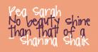 Pea Sarah