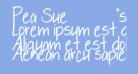 Pea Sue's Print