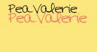 Pea Valerie