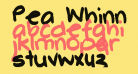 Pea Whinney