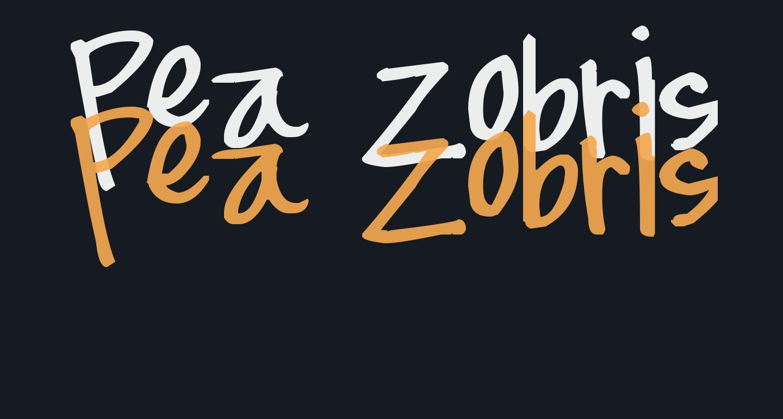 Pea Zobrist