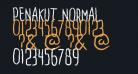 Penakut Normal