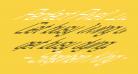 Perfect Pixel Italic TestDrive