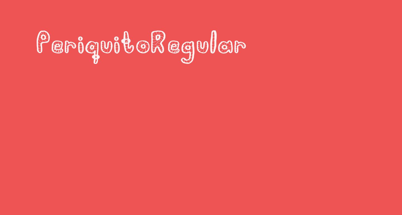 PeriquitoRegular