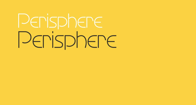 Perisphere