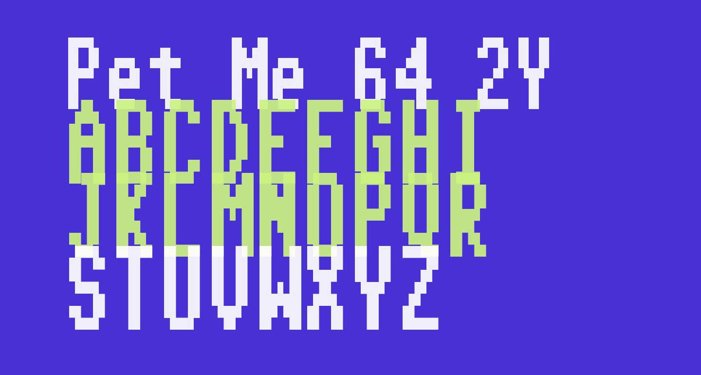 Pet Me 64 2Y
