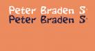 Peter Braden Studios: Evil Green Plant
