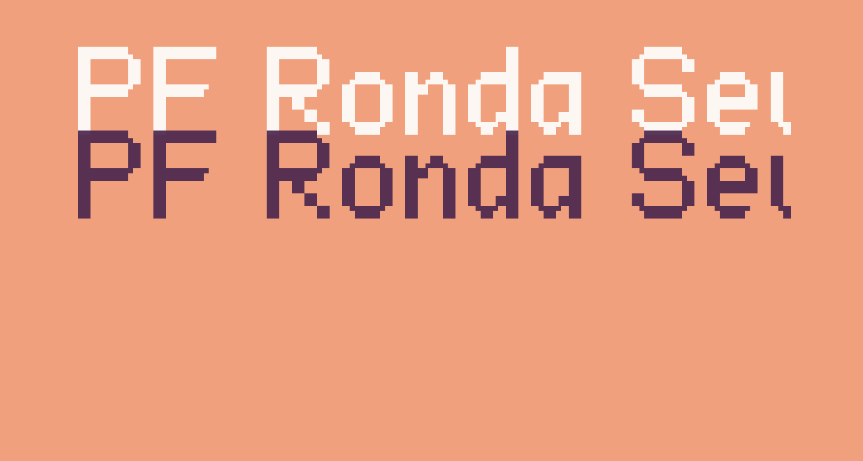 PF Ronda Seven