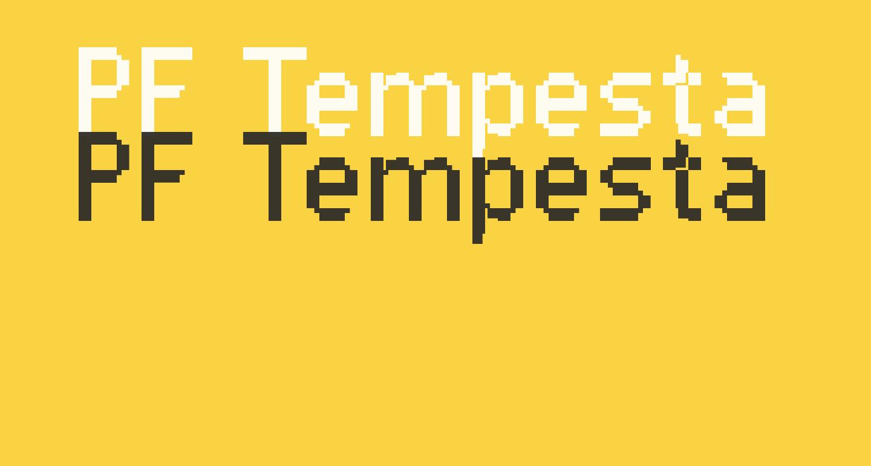 PF Tempesta Seven Condensed