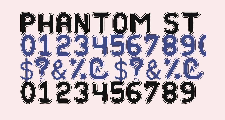 Phantom St