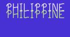 Philippine Bold
