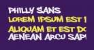 Philly Sans