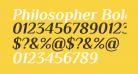 Philosopher Bold Italic
