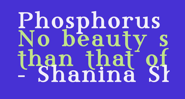 Phosphorus Triselenide