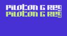 Piloton G Regular