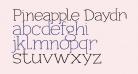 Pineapple Daydream DEMO Regular