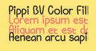 Pippi BV Color Fill