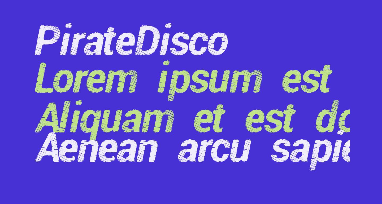PirateDisco