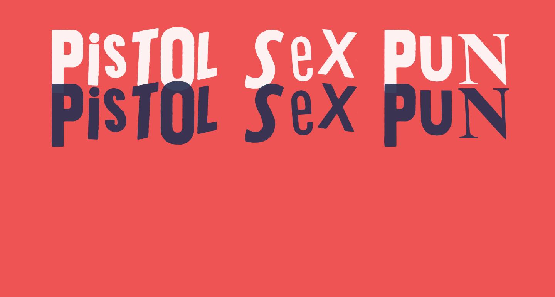 PistOl Sex Punk