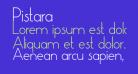 Pistara